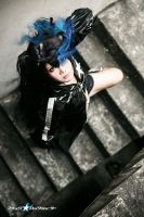 Black Rock Shooter by Inushio