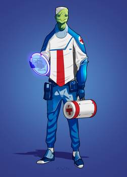 The Medic Commission by Pino44io
