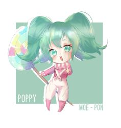 Little Sketch Practice - Poppy by Moe-Pon
