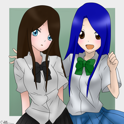 [IE/IEGO] You're my inspiration ~ KaMi by CarWritings