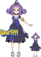 Acerola (SM artwork) by Gamer5444
