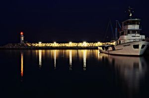 Harbor Lights by abzegh