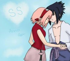 Sasusaku Heaven by annakire