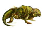 Lizardbug by Viergacht
