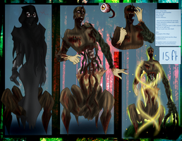 Dante Walts - Horror character {REF + BIO} {OLD} by MASTER-K0HGA