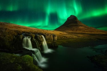 The Colour of Iceland by Michaelthien