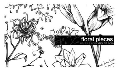 Floral Pieces by vrxx