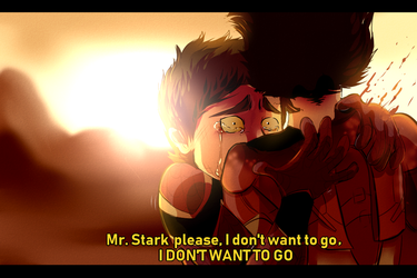INFINITY WAR SPOILERS/// +SPEEDPAINT// by OliveCow