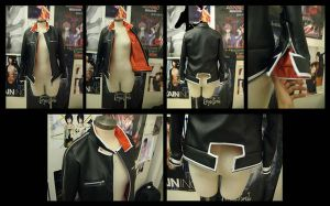 Air Gear: Team Jacket cosplay by Akusesu