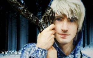 Rise of the Guardians, Jack Frost by vdvecchi