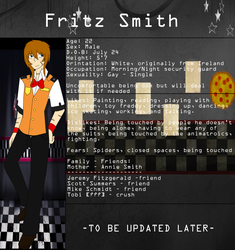 .: Fritz Smith Ref :. by TheStevieBoy