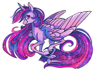 Princess Twilight Sparkle by griffsnuff