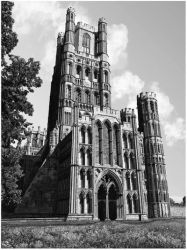 Ely Cathedral by ianmckendrick