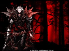 Castlevania - Crimson Forest by K-L-Designs