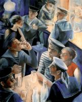 sailors at the bar by JuliuszLewandowski