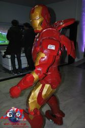 Iron Man Mark III by Cosplay Corp by CosplayCorp