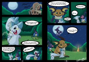 Riolu is Born - Page 1-2