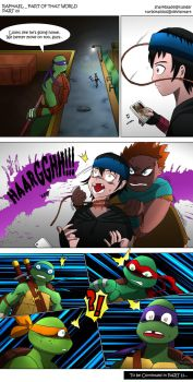 Raphael - Part of That World PART 10 by TurboTails06
