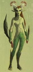 Male Dryad by RachelCurtis