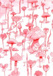 Snails in a Pink Forest by StephHolmes