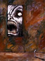 From Abarat 3,  What the Blind Man Saw, page 3 by CliveBarker