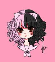 Melanie Martinez  by TheCutestChubbyBear