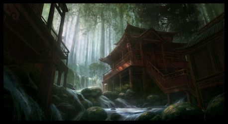 Tranquility by AndreeWallin