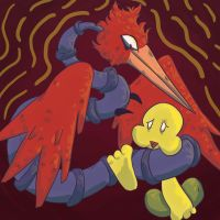 Paul And Roneth by TheAstronomyGod