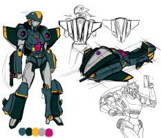 TFOC: Sparrow by beamer