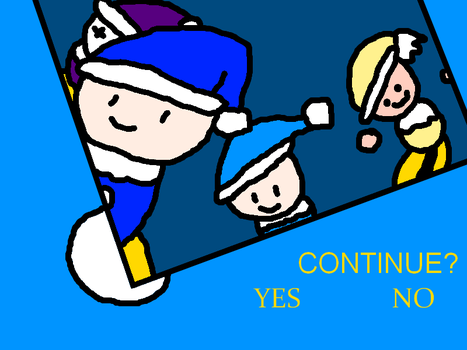 Poppy Bros. Continue Screen by AreYouWithTheCensus