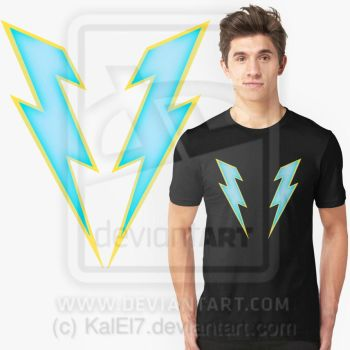Black Lightning Clothing by KalEl7