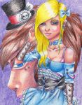 .Alice In Wonderland. by Dr-Octo