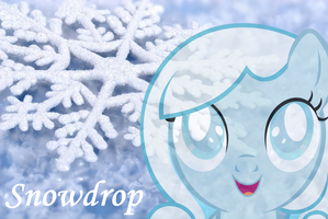 Snowdrop by AppleandMuffin