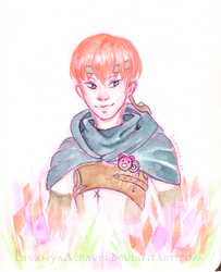Gaius Doodle by TawnyTyto
