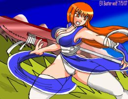 Kasumi EX 16 by EX-Buster-wolf