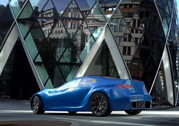 concept car by HESAM222