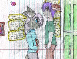 Passing each other by Keikoku147