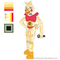 FNaF Grid Result #10 by weirdlioness