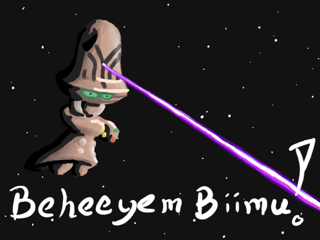 BEHEEYEM BIIMU by NoirNoctowl