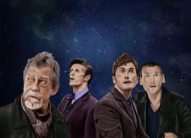 The Day of the Doctor by Rapsag