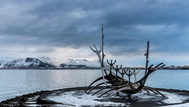 Viking Architecture in Iceland by Doverge