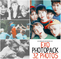 EXO - photopack #13 by butcherplains