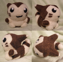 Furret Pokedoll