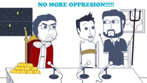 NO MORE OPPRESION gif. by Dustiniz117