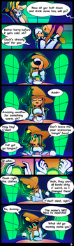 #9 Stargem Castle - Here comes the Scarecrow! by Pedrovin