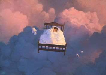 Dreaming Light by RHADS