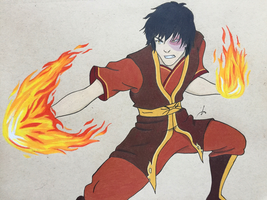 Zuko by MissMinority