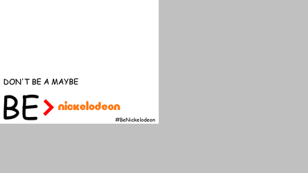 BE Nickelodeon blank template by dev-catscratch