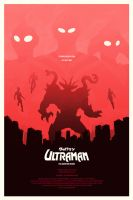 Ultraman - The Adventure Begins by iankennethburns