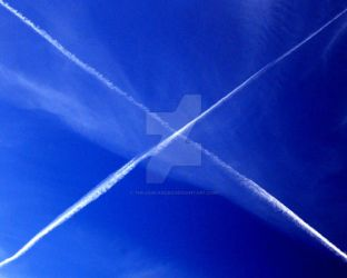 Sky Saltire by thejamcascru